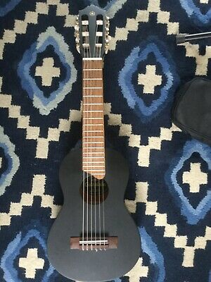 Used Acoustic Guitalele GL1 A Hybrid Between Guitar And Ukulele 70 Cm With 6 Str • 20£
