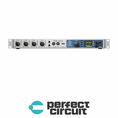RME Fireface UFX+ USB 3.0 / Thunderbolt AUDIO INTERFACE NEW - PERFECT CIRCUIT • 2,091.77£