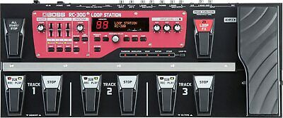 BOSS RC-300 Loop Station Guitar Effector From Japan New • 448.08£