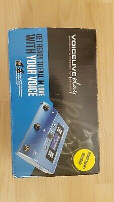TC Helicon VoiceLive Play • 150£