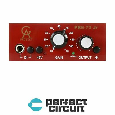 Golden Age Project Pre-73 Jr Microphone Preamp PRO AUDIO NEW - PERFECT CIRCUIT