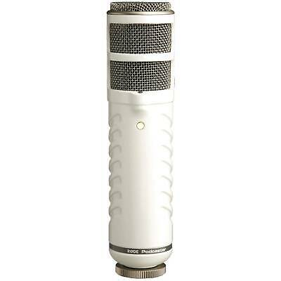 Rode Podcaster USB Condenser Microphone | 10 Year Warranty • 189£