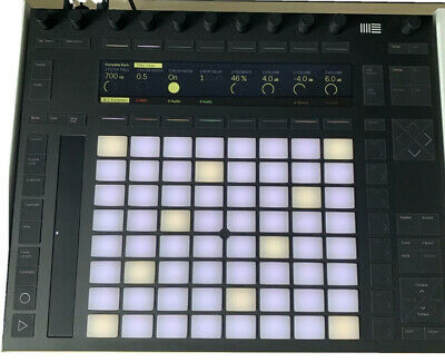 ABLETON PUSH 2 CONTROLLER With New Unused Power And USB Cable • 450£