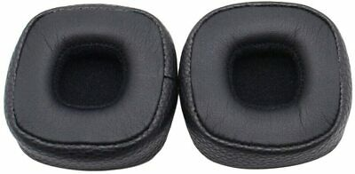 Earpads Cushions Black For Marshall Major II/Major III Bluetooth Headphones • 11.99£
