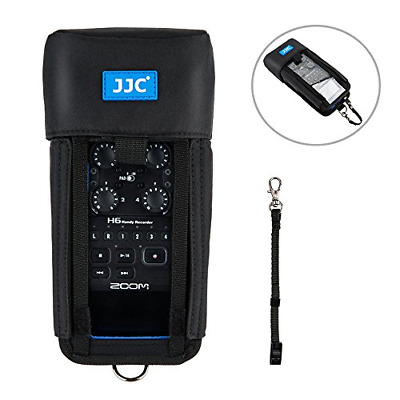 JJC Protective Case For Handy Recorder Zoom H6 • 22.98£