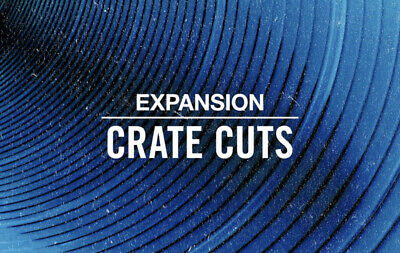 Maschine Expansion Crate Cuts Native Instruments For MK2 MK3 Mikro Studio • 28.99£