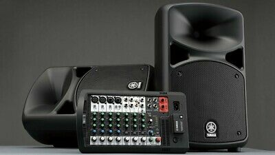 Yamaha STAGEPAS 600BT Portable PA System Stagepas600BT - Sounds Awesome! • 590.34£