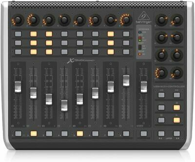 Behringer X-Touch Compact Universal Control Surface • 565.06£