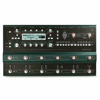 Kemper Profiler Stage. Original PSU. 2 Months Old. COLLECTION ONLY. • 1,225£