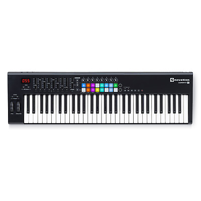 Novation Launchkey 61 (61-Key Midi Controller) • 186.37£