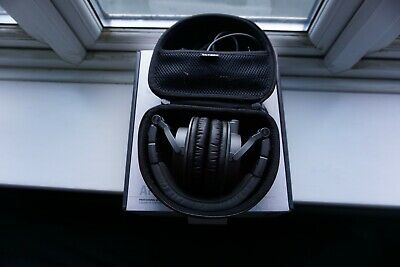 Audio-Technica ATH-M50x Limited Edition Grey Headphones With Carry Case • 11.50£