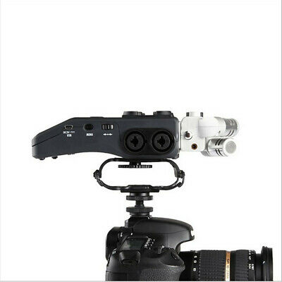 Portable Holder For Recorder Microphone For Zoom H6 H5 • 18.42£