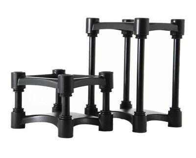 IsoAcoustics ISO-155 Studio Monitor Isolation Stand Pair (Replaces L8R155) • 78.85£