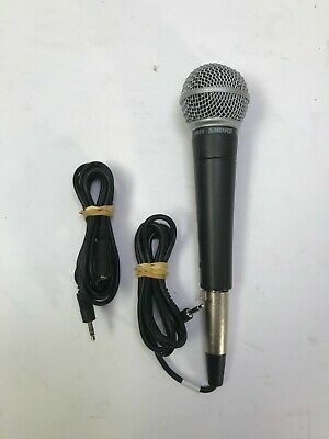 Shure SM58 Dynamic Wired XLR Professional Microphone • 86.81£