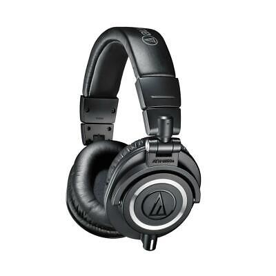 Audio Technica ATH-M50x Professional Studio Monitor Over Ear Headphones • 135£