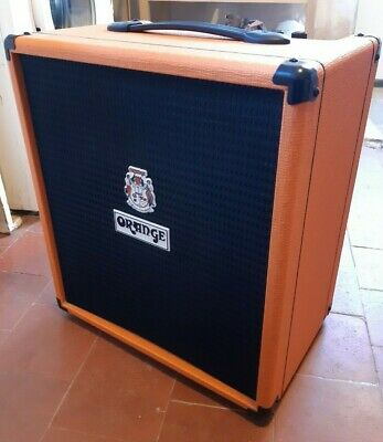 Orange Crush Bass 50 Amp. Used. Good Condition. Collection Only. • 150£
