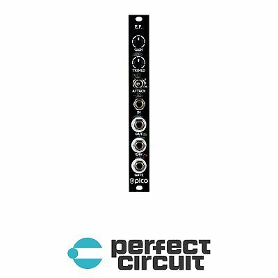Erica Pico EF Preamp and Envelope Follower EURORACK - NEW - PERFECT CIRCUIT