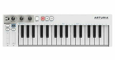 Arturia KeyStep Portable Polyphonic Step Sequencer & Keyboard Controller F/S NEW • 131.14£