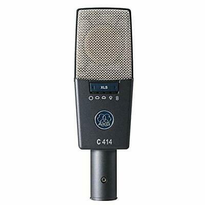 AKG C414 XLS Dynamic Cable Professional Microphone from Japan NEW