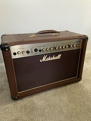 Marshall AS50D 50W Acoustic Guitar And Vocal Amplifier PA • 175£