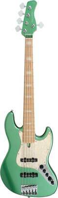 Sire By Marcus Miller V7 Swamp Ash-5 (2nd Gen) Sg Sherwood Green Chitarre Basso