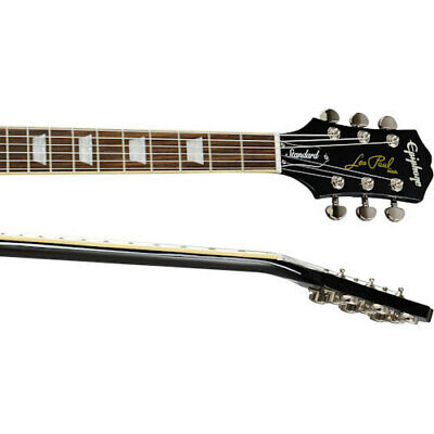 Epiphone Les Paul Standard 60S Ebony Beginner 14 Pieces Set With Vox Amplifier • 835.58£
