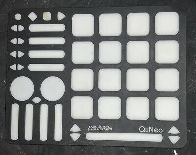 Keith McMillen Instruments QuNeo 3D Multi-touch Pad Controller • 61.51£