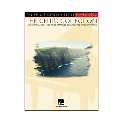 Celtic Collection For Solo Piano 15 Irish Folk Songs -  Phillip Keveren Series • 9.16£