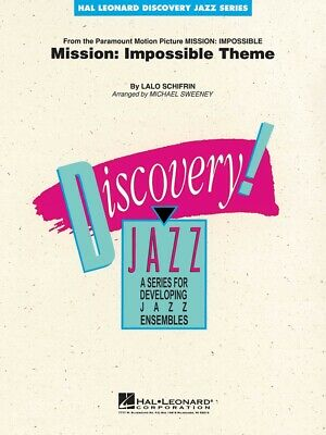 Mission: Impossible Theme Jazz Band Level 1-2 Arranged By Michael Sweeney • 28.39£