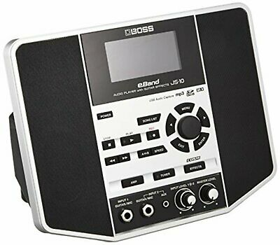 BOSS EBand JS-10 AUDIO PLAYER With GUITAR EFFECTS NEW In Box F/S W/Tracking# NEW • 368.25£