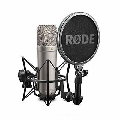 Kit RODE NT1-A Complete Vocal Recording - 1  Cardioid Condenser Microphone + ... • 206.11£
