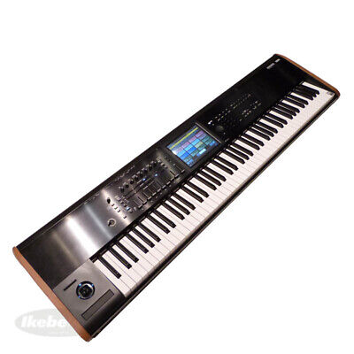 KORG KRONOS 88(black)Keyboard Synthesizer Very Good Condition Used From Japan • 2,081.81£