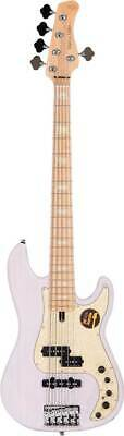 Sire By Marcus Miller P7 Swamp Ash-5 (2nd Gen) Wb White Blonde Chitarre Basso 4