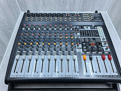 Behringer Europower PMP4000 Powered Flatbed Mixer 16 Channels 1600 Watts  • 279£