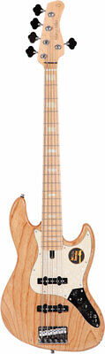 Sire By Marcus Miller V7 Swamp Ash-5 (2nd Gen) Nat Natural Chitarre Basso 4 Cord