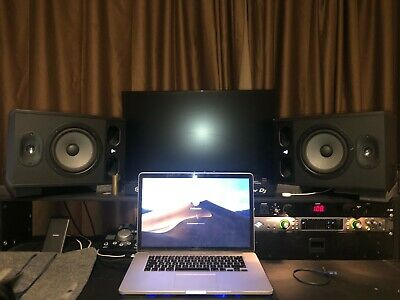 Focal Alpha 65 Active Monitor (Pair) [120V ONLY] - Transformer Included