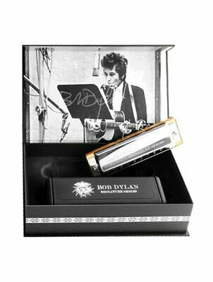 Hohner Bob Dylan harmonica - Collector - Free US Shipping