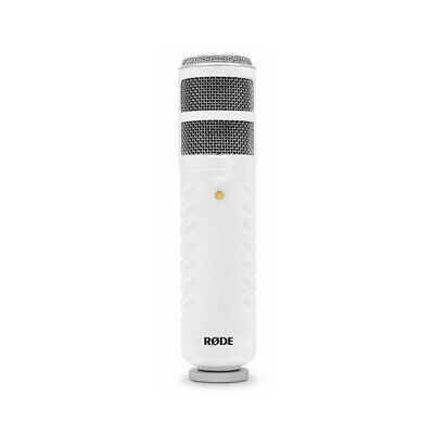 Rode Podcaster Broadcast Quality Cardioid End Address Dynamic USB Microphone