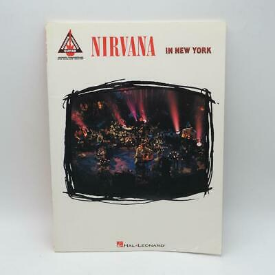 Nirvana Unplugged in New York Guitar Recorded Versions