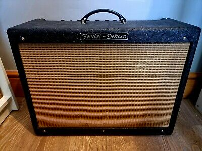 Fender Hot Rod Deluxe Western Noir limited edition