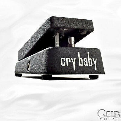 Dunlop Clyde McCoy Cry Baby Wah Wah - CM95 • 161.82£