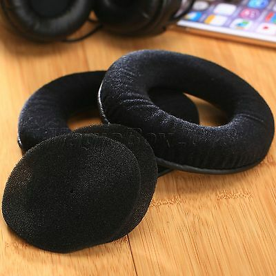 105mm Soft Floss Earpads Headphone For AKG K240 Studio K240 MKII K270 K271 K272 • 4£
