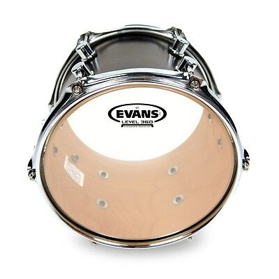 Evans Genera G1 Clear Tom/Snare Heads  - 6