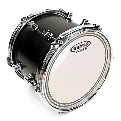 Evans Genera EC2 Frosted Tom/Snare Heads- 6