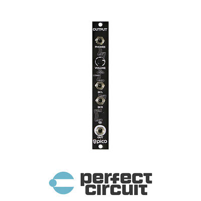 Erica Synths Pico Out Stereo Output EURORACK - NEW - PERFECT CIRCUIT
