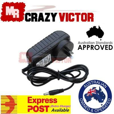 9V Power Supply Adapter for Roland GR-55 GR-55S Micro-Cube MicroCube Amplifier
