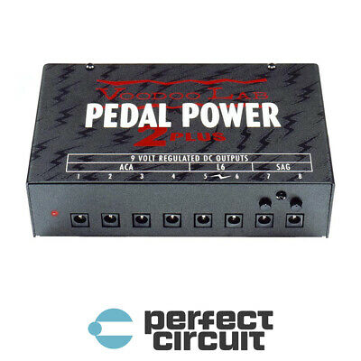 Voodoo Lab Pedal Power 2 Plus POWER SUPPLY - NEW - PERFECT CIRCUIT
