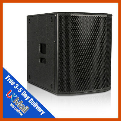 DB Technologies Sub 615 1200W 15  Active Powered Subwoofer Sub DJ, Disco, Live • 510£