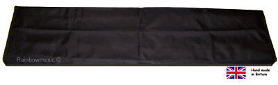 Deluxe Digital Piano Dust Cover For Yamaha CP300 CP50 Black Plain  • 24.99£