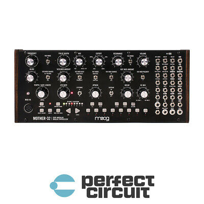 Moog Mother-32 Analog Synth Synthesizer EURORACK - NEW - PERFECT CIRCUIT